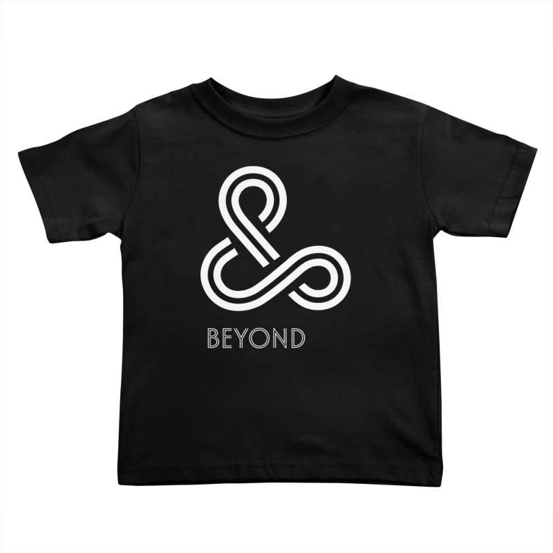 & Beyond Kids Toddler T-Shirt by Flatirony