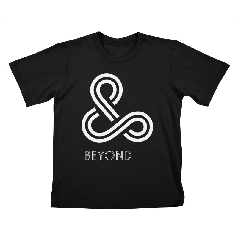 & Beyond Kids T-Shirt by Flatirony