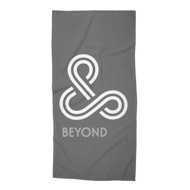 & Beyond Accessories Beach Towel by Flatirony