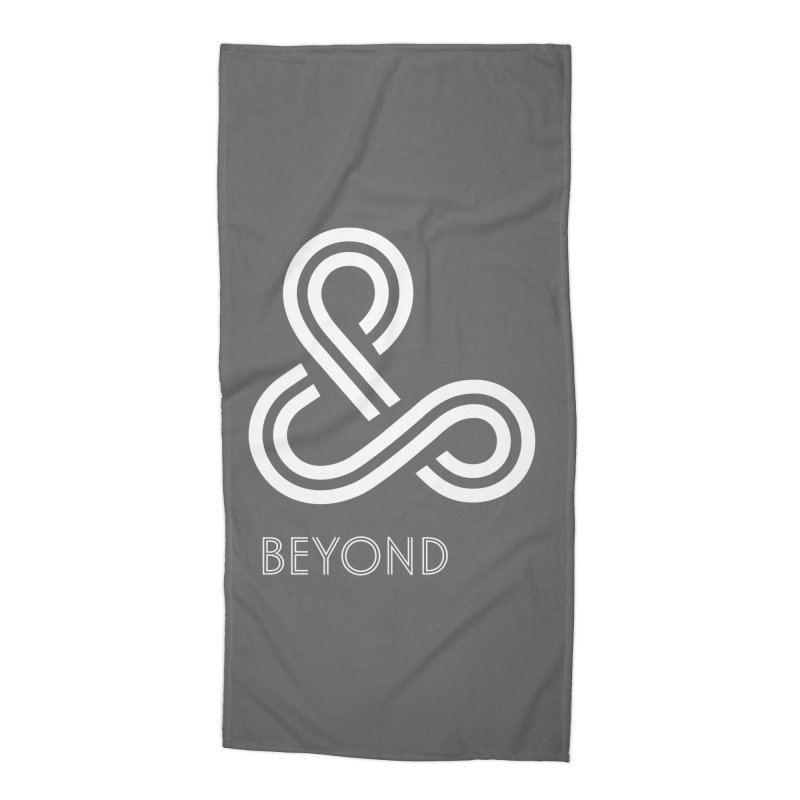 & Beyond Accessories Beach Towel by Flatirony