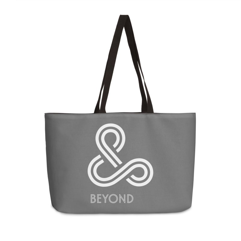 & Beyond Accessories Weekender Bag Bag by Flatirony