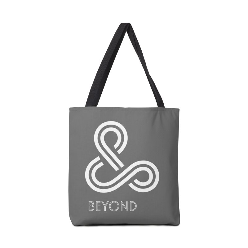 & Beyond Accessories Tote Bag Bag by Flatirony
