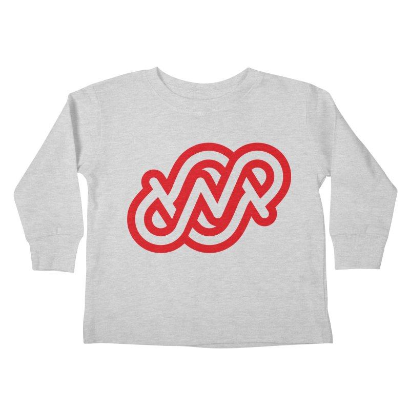 Mom Kids Toddler Longsleeve T-Shirt by Flatirony