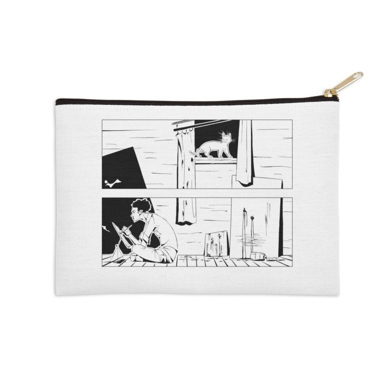 Artist Witch Accessories Zip Pouch by enorie
