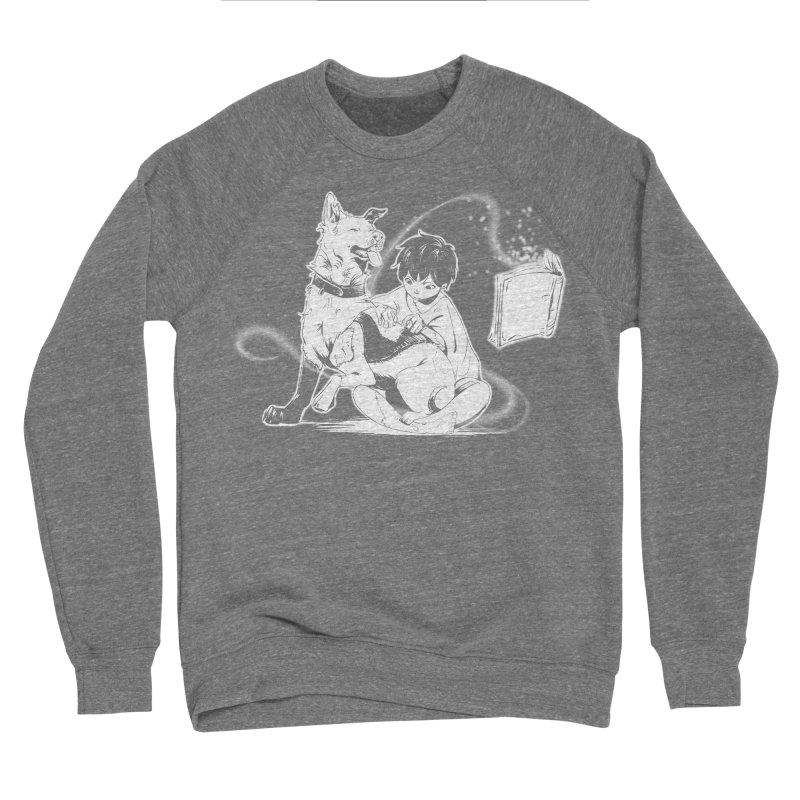 Patchy Witch Women's Sponge Fleece Sweatshirt by enorie