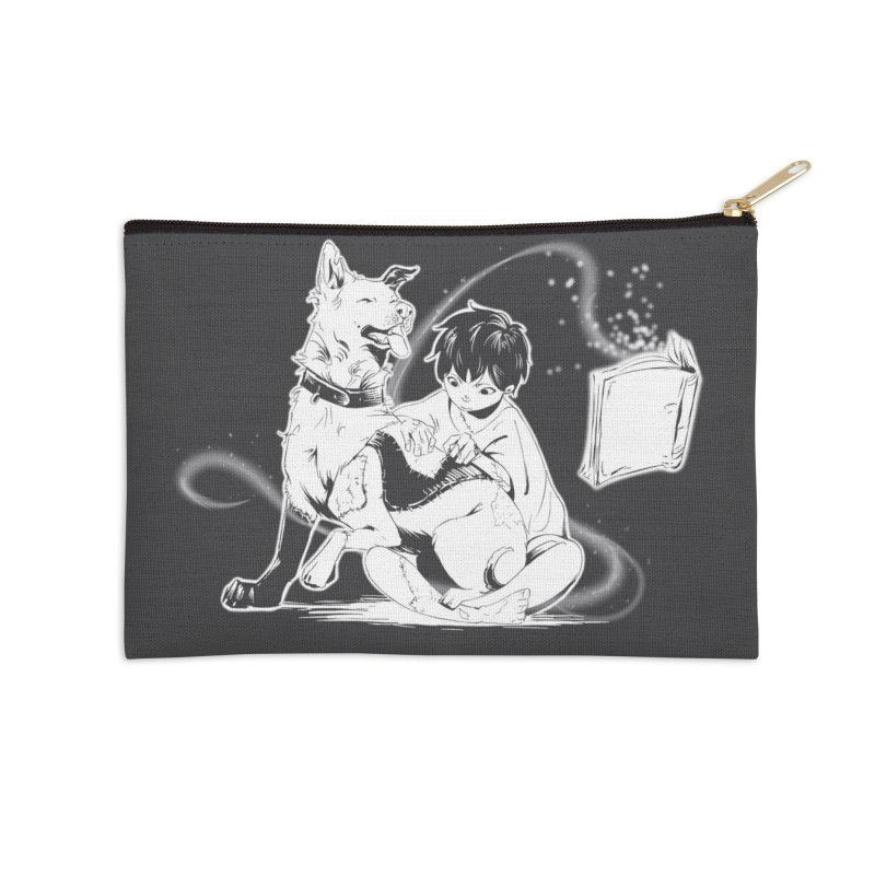 Patchy Witch Accessories Zip Pouch by enorie