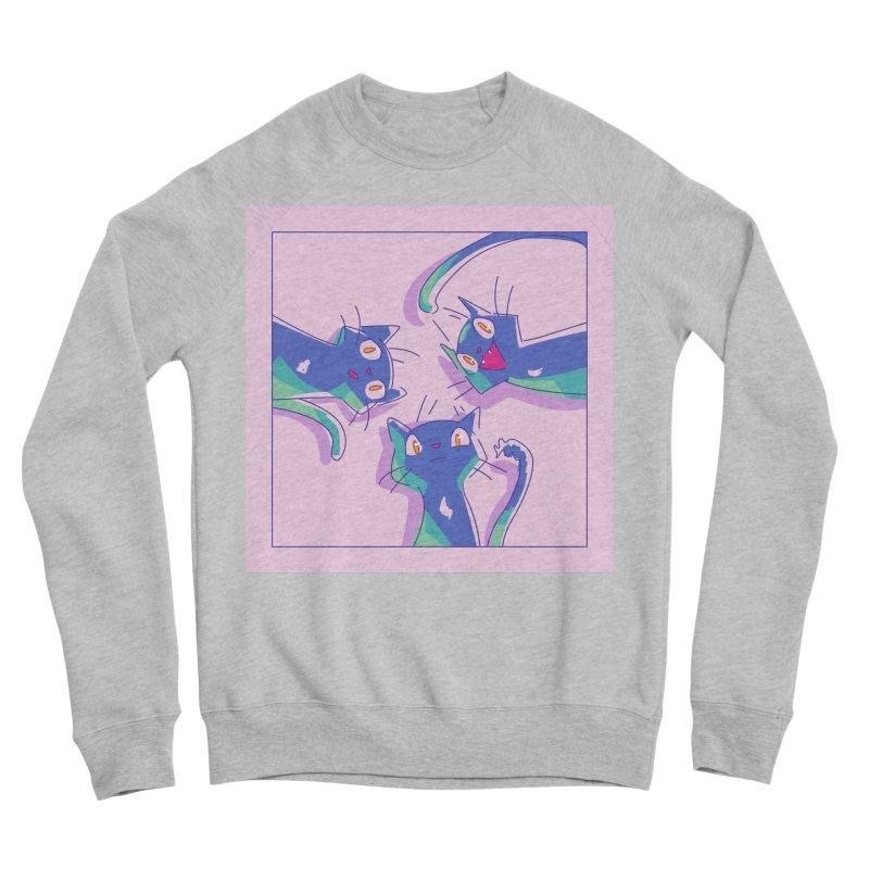 Three Lovely Lasses Men's Sponge Fleece Sweatshirt by enorie