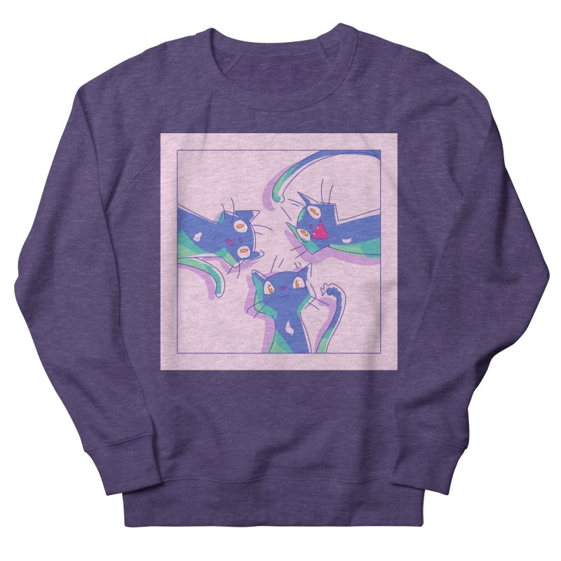 Three Lovely Lasses Men's French Terry Sweatshirt by enorie