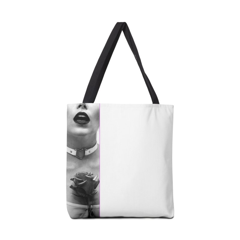 rosie Accessories Tote Bag Bag by ENRAPTURED CLOTH