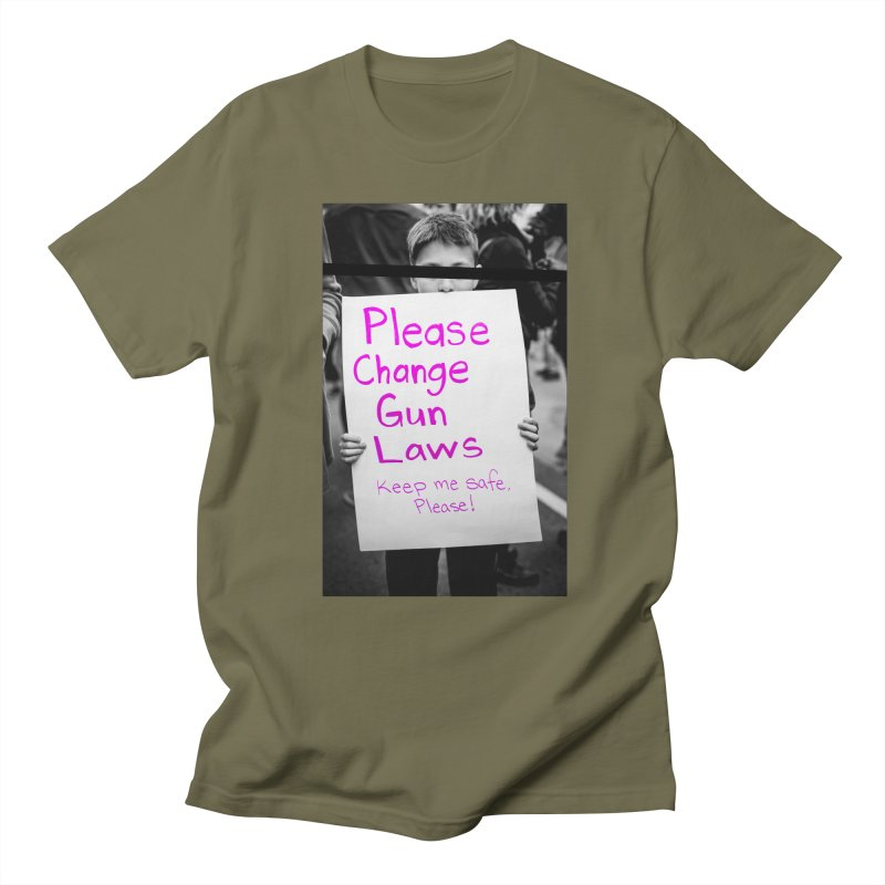 keep me safe, Please! Women's Regular Unisex T-Shirt by ENRAPTURED CLOTH