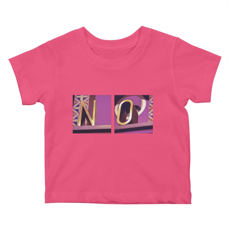 ways to say it Kids Baby T-Shirt by ENRAPTURED CLOTH