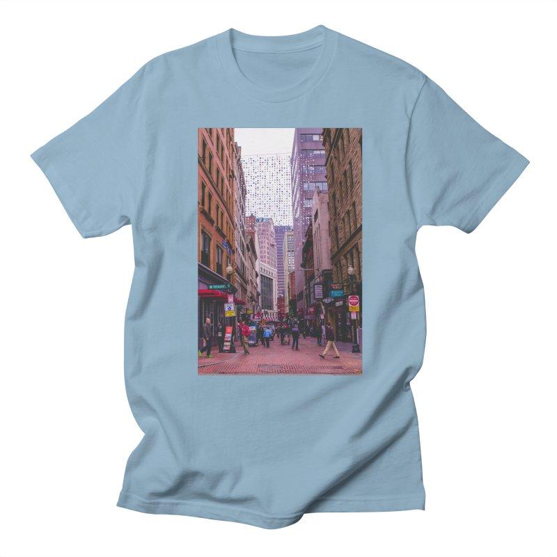 Chet Men's Regular T-Shirt by ENRAPTURED CLOTH