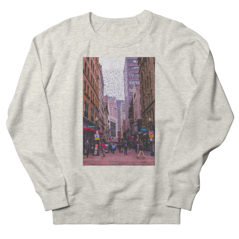 Chet Women's French Terry Sweatshirt by ENRAPTURED CLOTH