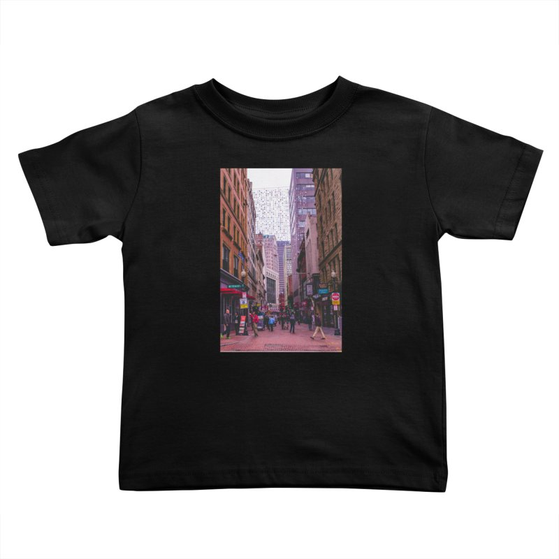 Chet Kids Toddler T-Shirt by ENRAPTURED CLOTH
