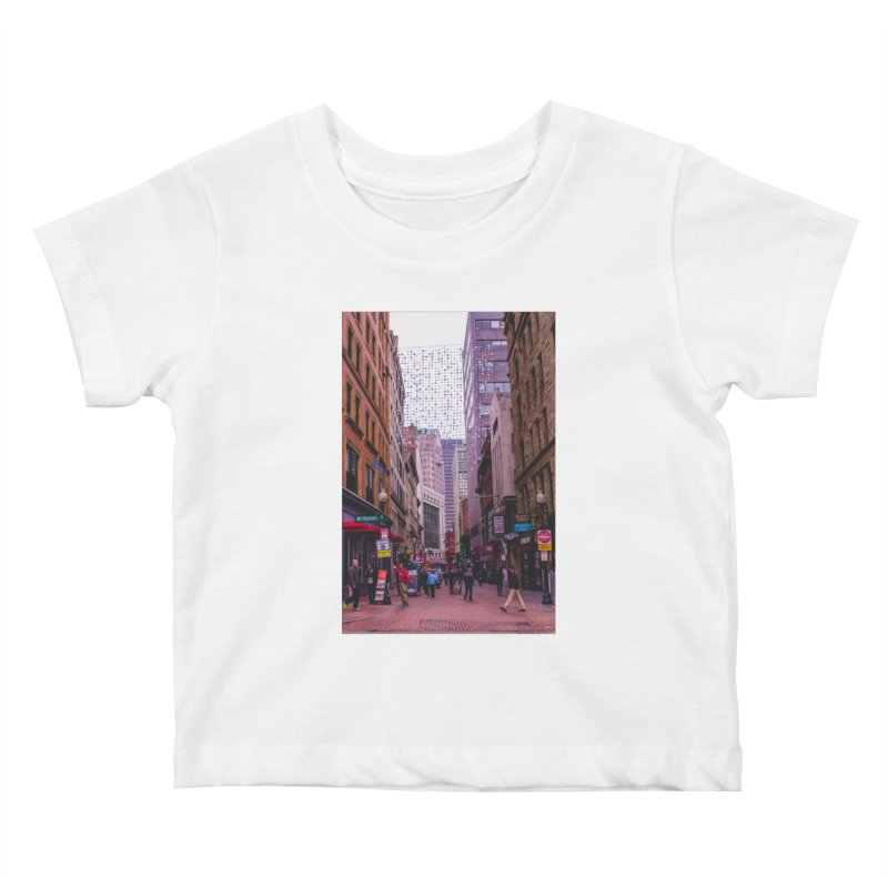 Chet Kids Baby T-Shirt by ENRAPTURED CLOTH