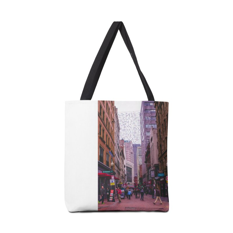 Chet Accessories Tote Bag Bag by ENRAPTURED CLOTH