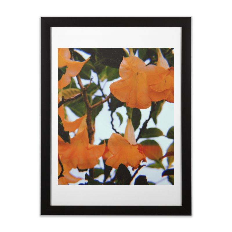 los feliz Home Framed Fine Art Print by ENRAPTURED CLOTH
