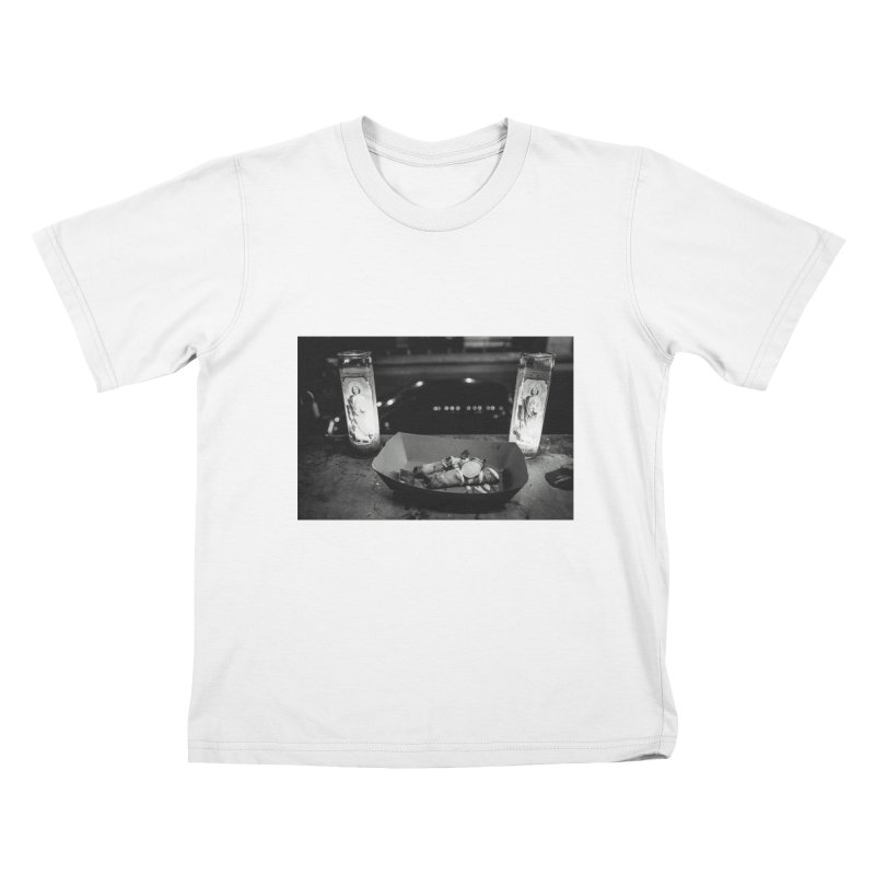 Downtown Kids T-Shirt by ENRAPTURED CLOTH