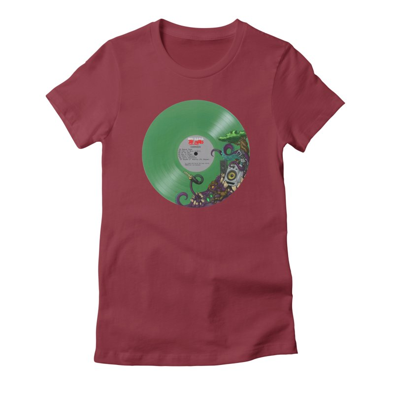 COSMOSIS Women's T-Shirt by Entality Sonics Co.