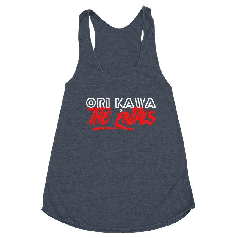 OK&TE Logo Women's Tank by Entality Sonics Co.