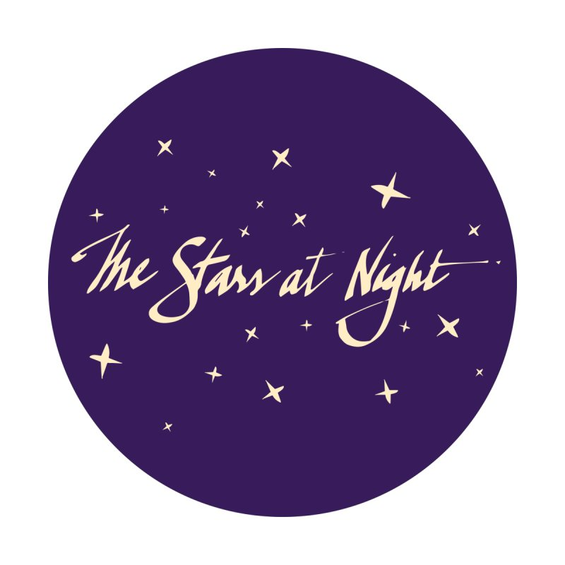 The Stars at Night Women's V-Neck by Environmental Arts Alliance Shop