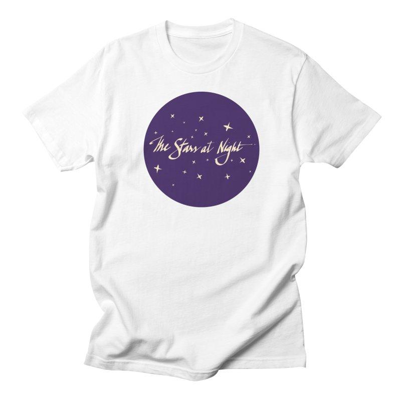 The Stars at Night Men's T-Shirt by Environmental Arts Alliance Shop