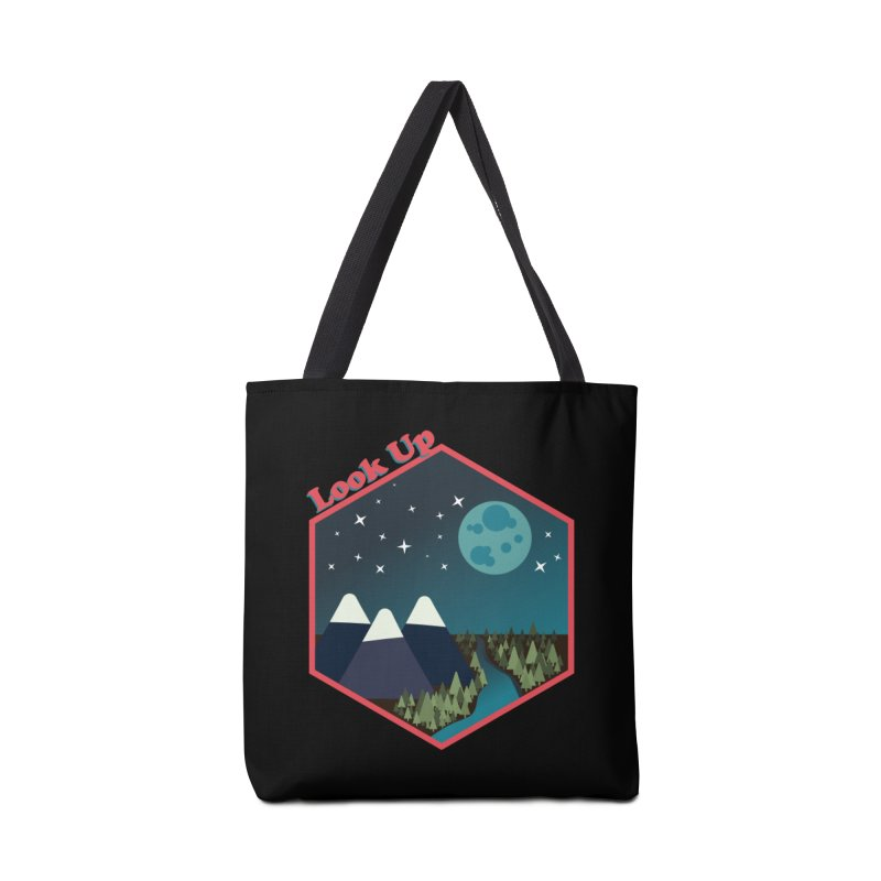 Look Up! Accessories Bag by Environmental Arts Alliance Shop