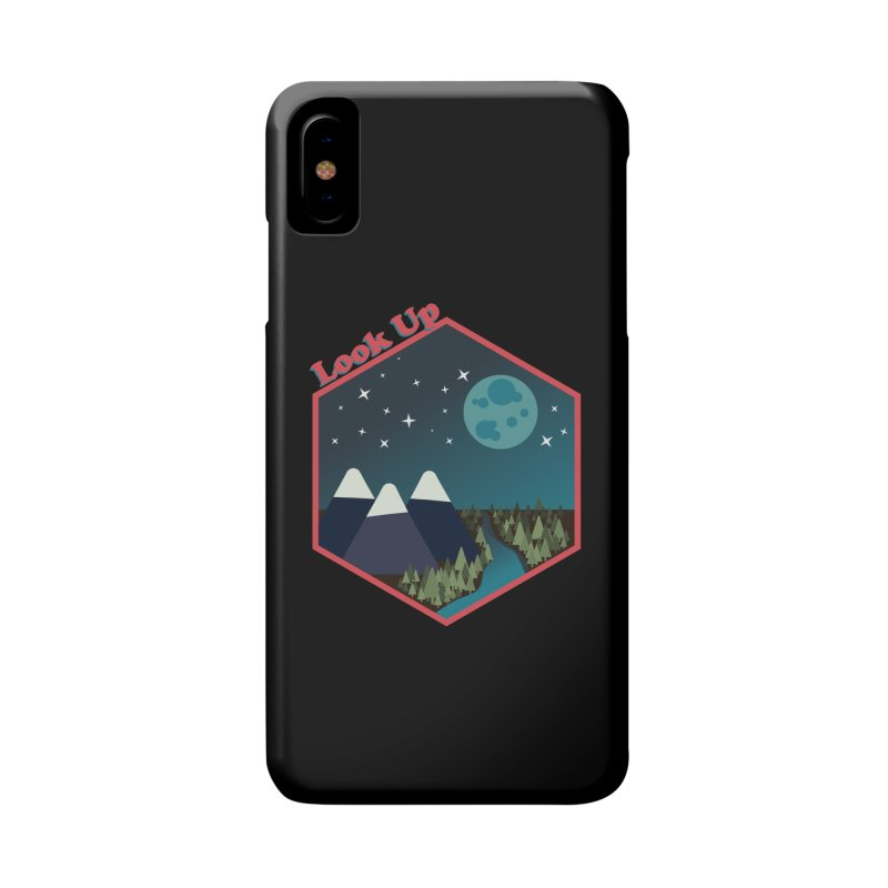 Look Up! Accessories Phone Case by Environmental Arts Alliance Shop