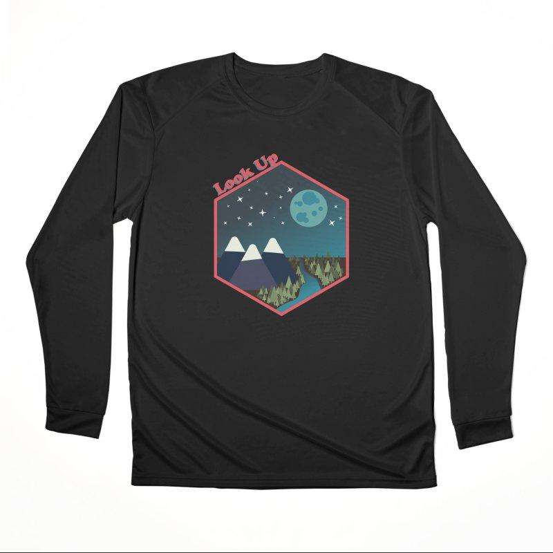Look Up! Women's Longsleeve T-Shirt by Environmental Arts Alliance Shop