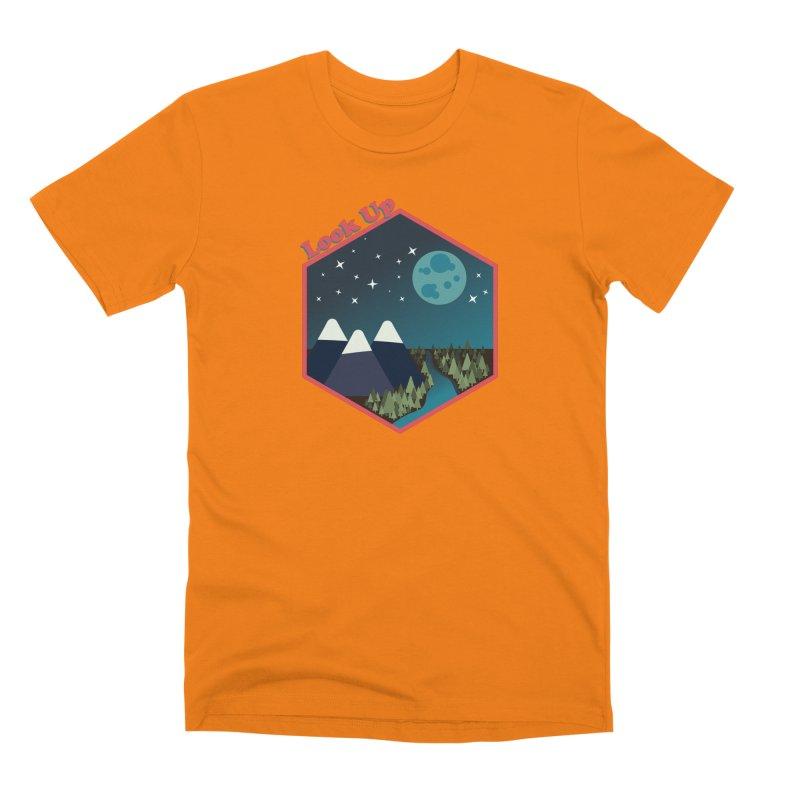 Look Up! Men's T-Shirt by Environmental Arts Alliance Shop