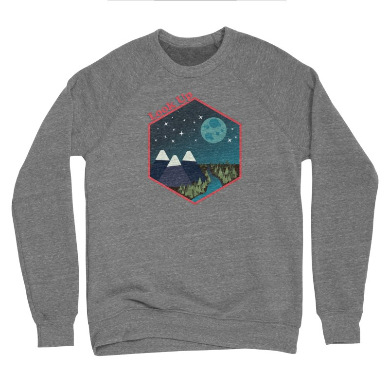 Look Up! Women's Sweatshirt by Environmental Arts Alliance Shop