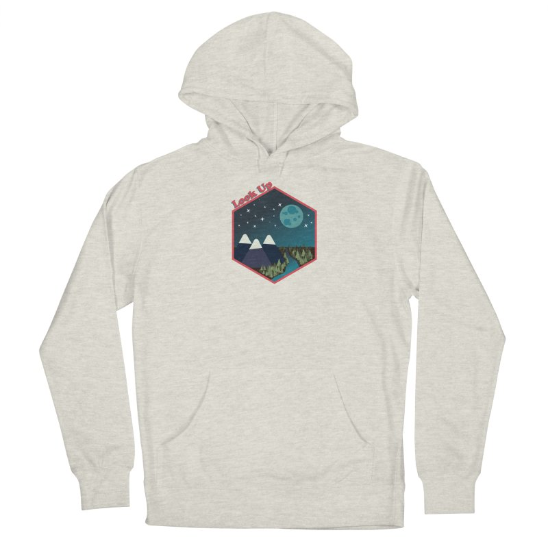 Look Up! Men's Pullover Hoody by Environmental Arts Alliance Shop