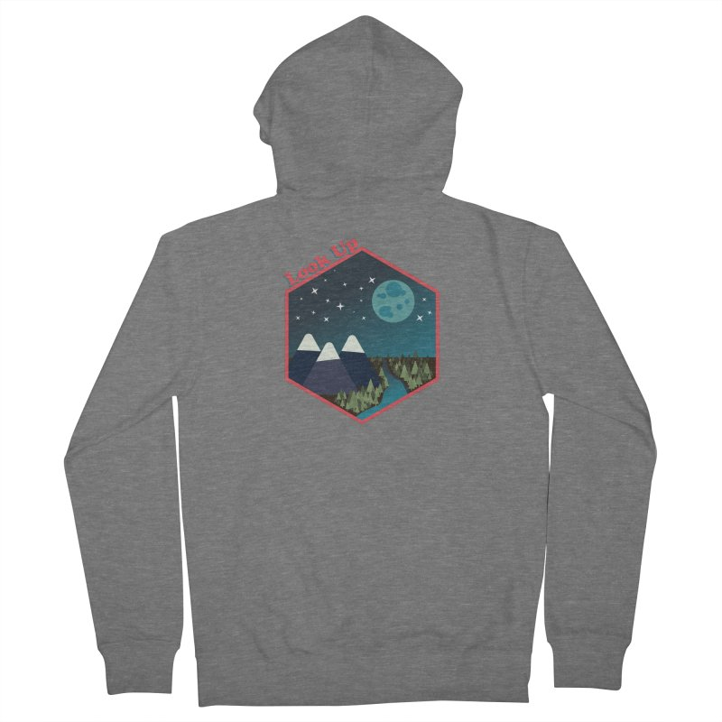 Look Up! Women's Zip-Up Hoody by Environmental Arts Alliance Shop