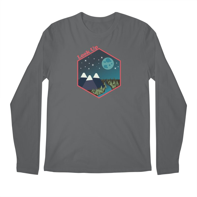 Look Up! Men's Longsleeve T-Shirt by Environmental Arts Alliance Shop
