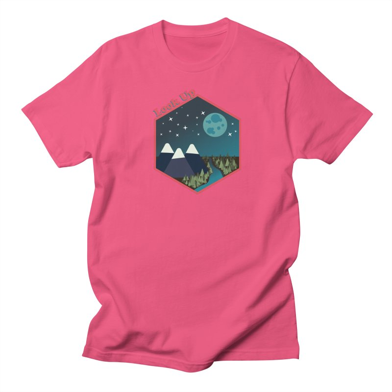 Look Up! Men's T-Shirt by Environmental Arts Alliance Shop