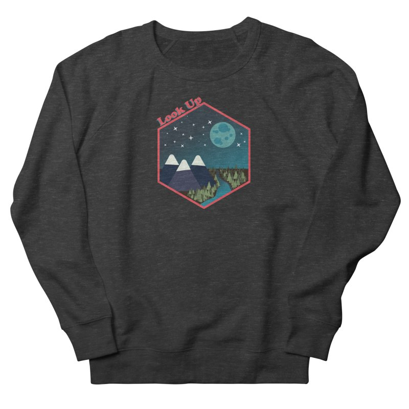 Look Up! Men's Sweatshirt by Environmental Arts Alliance Shop