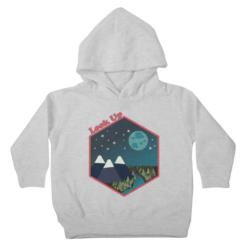 Look Up! Kids Toddler Pullover Hoody by Environmental Arts Alliance Shop