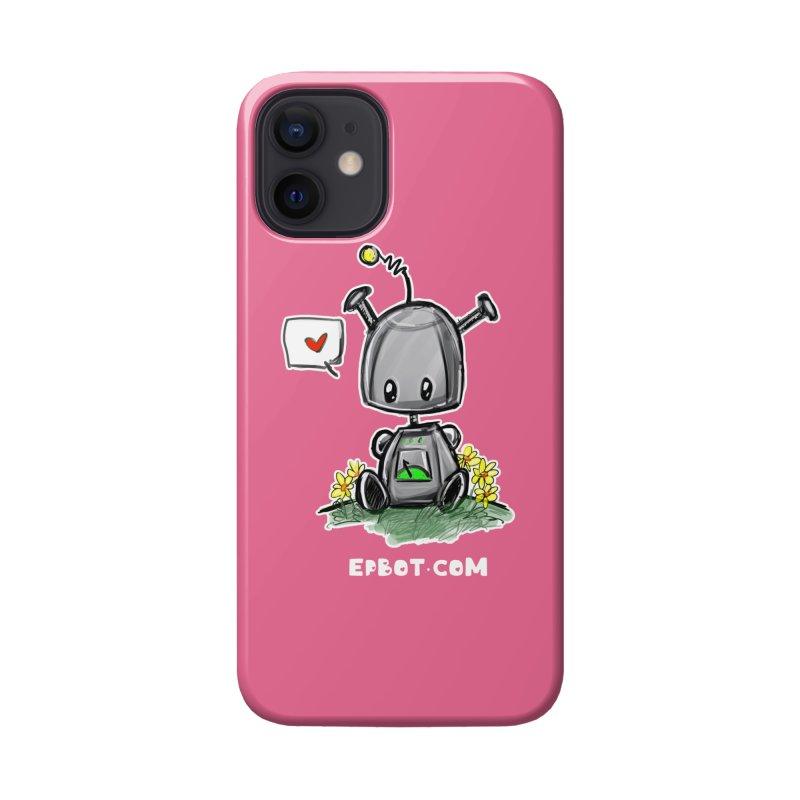 Epbot Baby Tshirt Accessories Phone Case by Epbot's Artist Shop