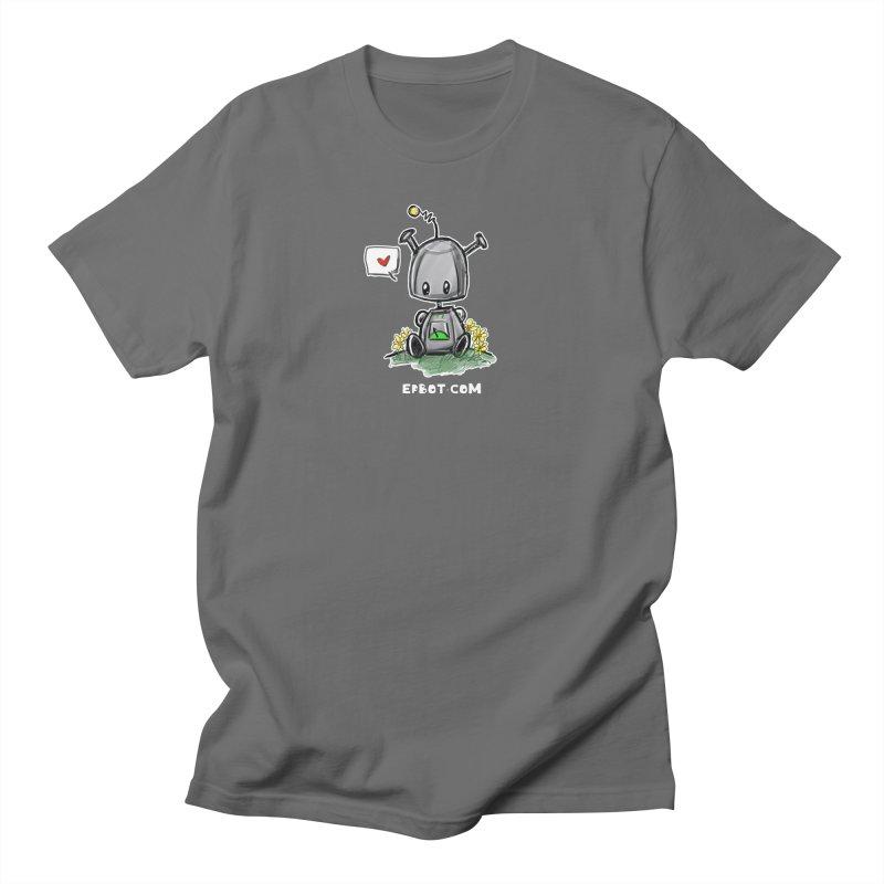 Epbot Baby Tshirt Men's T-Shirt by Epbot's Artist Shop