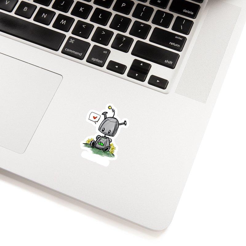Epbot Baby Tshirt Accessories Sticker by Epbot's Artist Shop