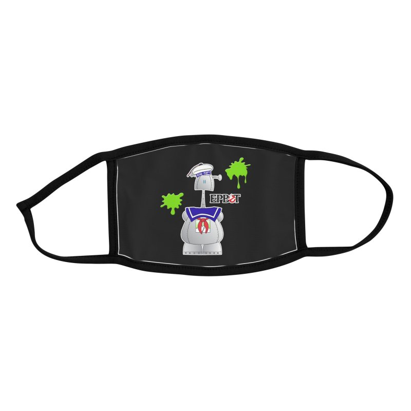 Epbot Staying Puft Accessories Face Mask by Epbot's Artist Shop