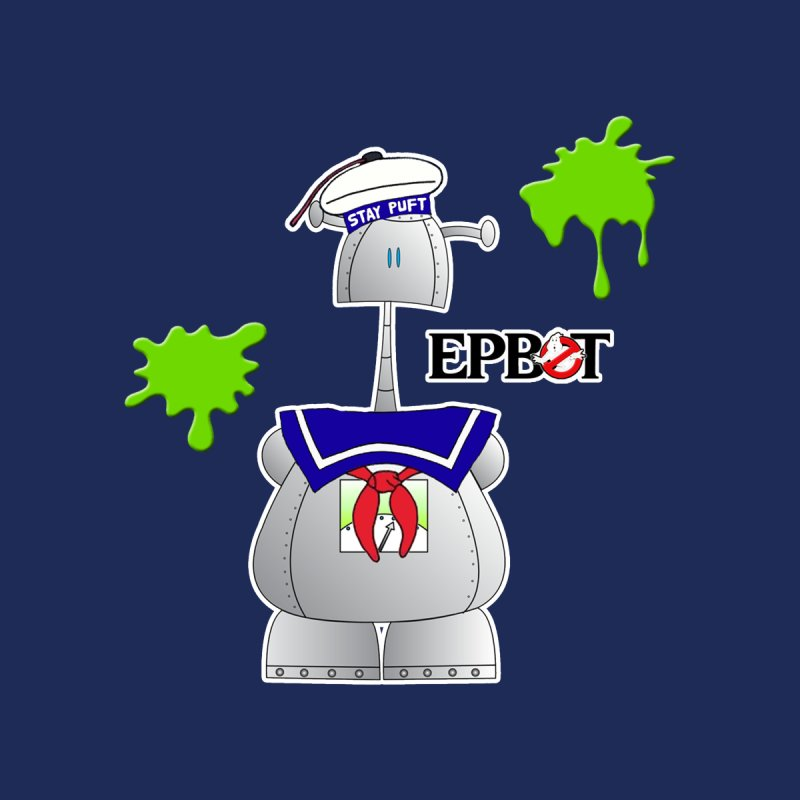 Epbot Staying Puft Women's T-Shirt by Epbot's Artist Shop