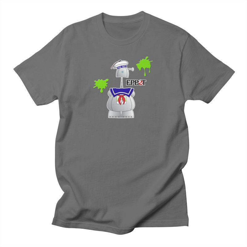 Epbot Staying Puft Men's T-Shirt by Epbot's Artist Shop