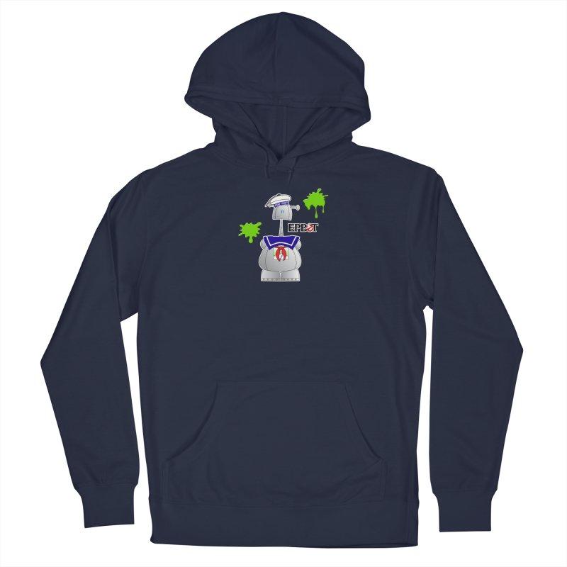 Epbot Staying Puft Men's Pullover Hoody by Epbot's Artist Shop