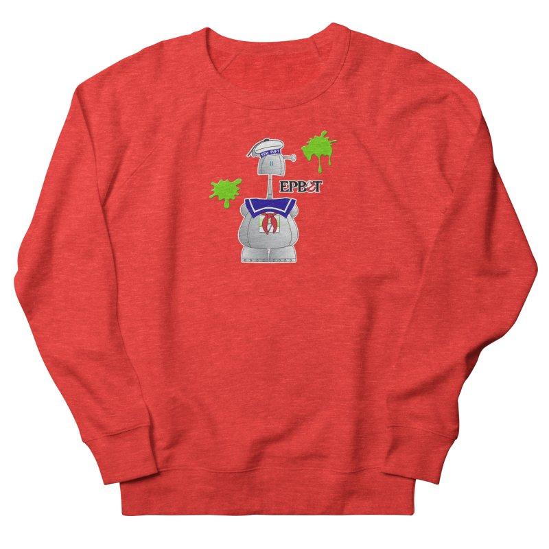 Epbot Staying Puft Men's Sweatshirt by Epbot's Artist Shop
