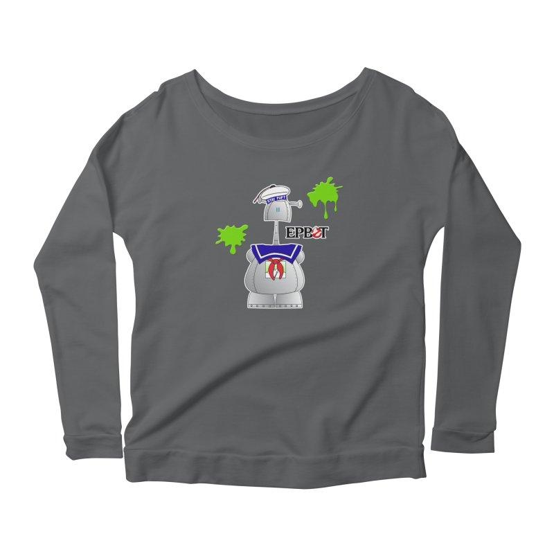 Epbot Staying Puft Women's Longsleeve T-Shirt by Epbot's Artist Shop