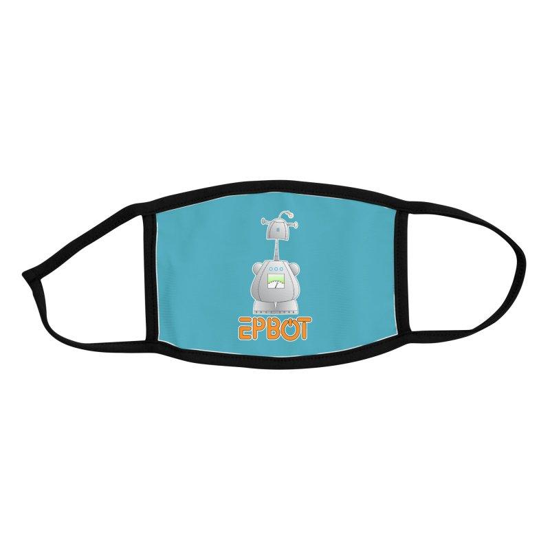 Epbot Original Accessories Face Mask by Epbot's Artist Shop