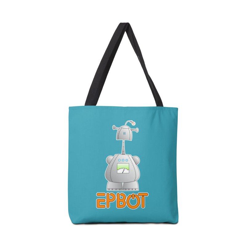 Epbot Original Accessories Bag by Epbot's Artist Shop