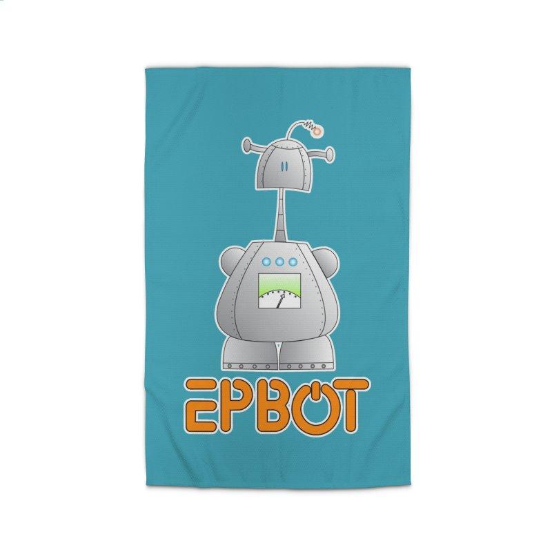 Epbot Original Home Rug by Epbot's Artist Shop
