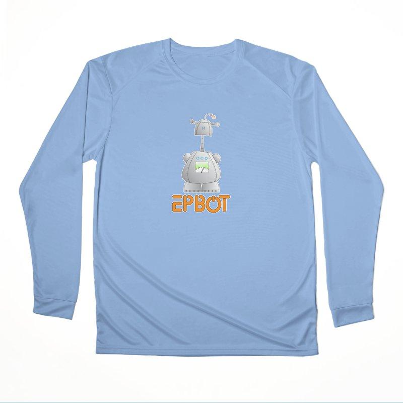 Epbot Original Men's Longsleeve T-Shirt by Epbot's Artist Shop